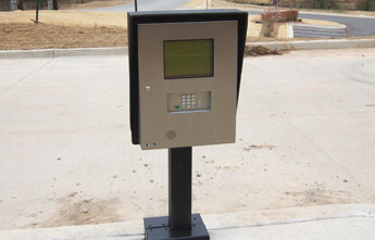Custom Access Control Intercom Systems