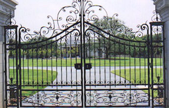 Ornamental Gate Additions