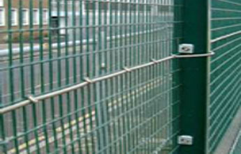 Chain Link Fence Perimeter Security